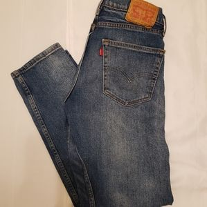 Levi's 502 High Waisted Blue Jean's Size 30X32